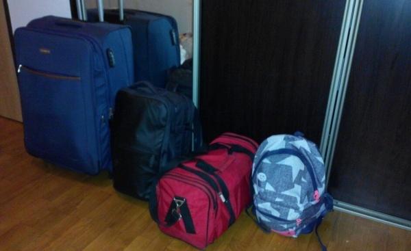 Цифровые кочевники. Составляющее наших чемоданов!