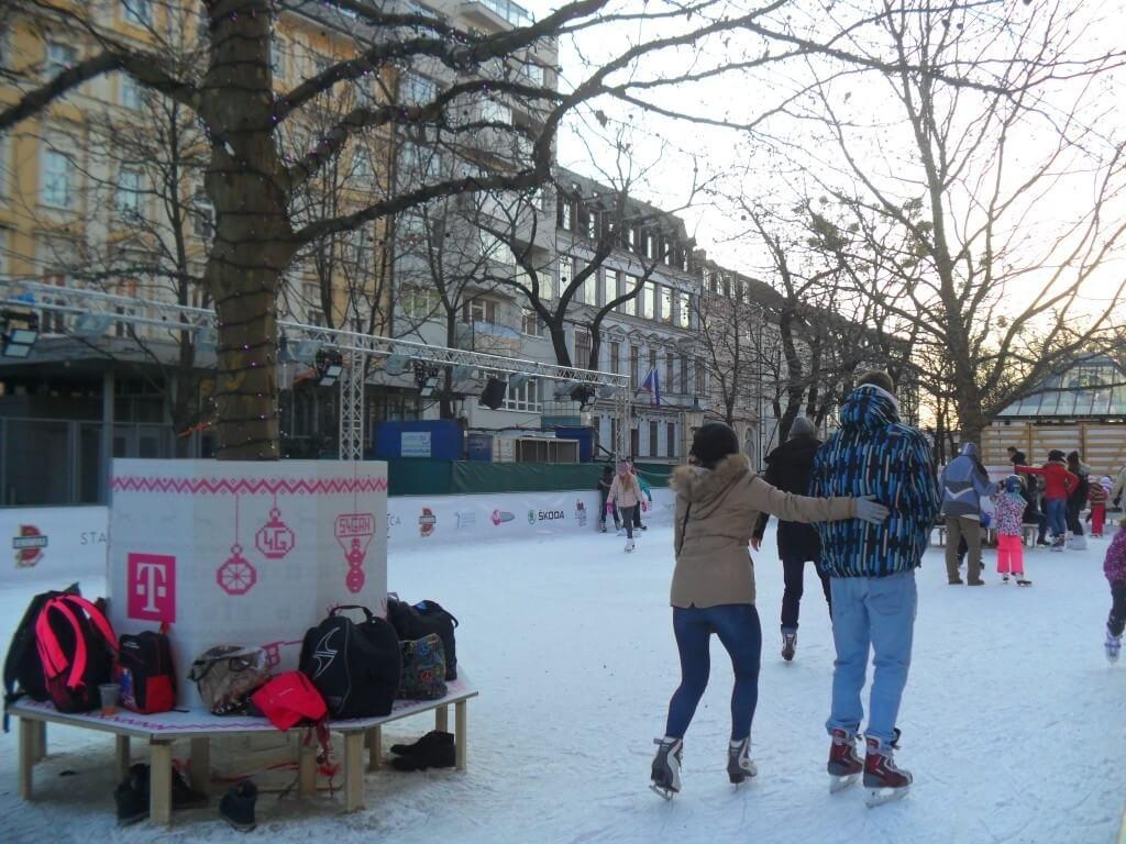 Новый год в Братиславе: отель, праздник, где перекусить, что посмотреть_38