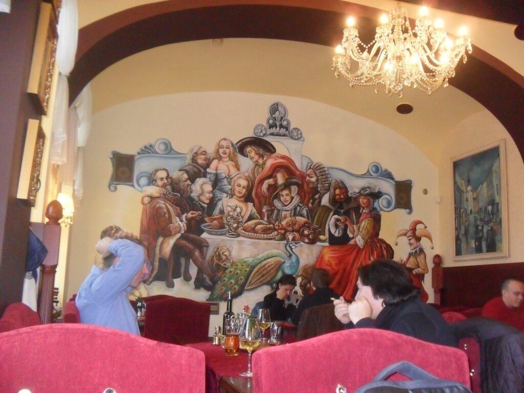 Новый год в Братиславе: отель, праздник, где перекусить, что посмотреть_42