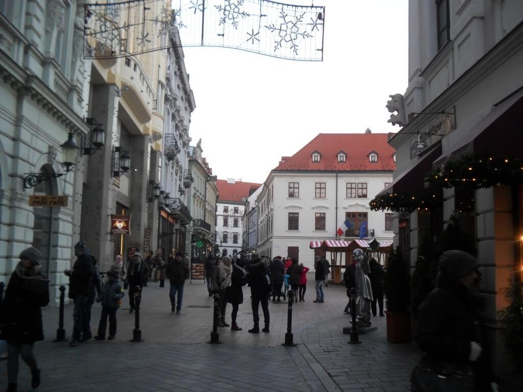 Новый год в Братиславе: отель, праздник, где перекусить, что посмотреть_43