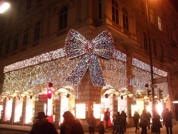 Величественная Вена в январе: ночлег, еда, интересные места