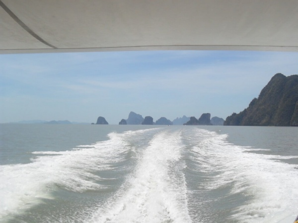 Таиланд. Остров Джеймса Бонда