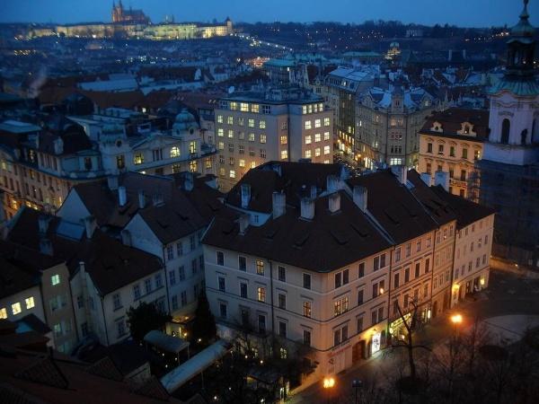 Самостоятельная поездка в Чехию. Прага: история, жильё, интересные места