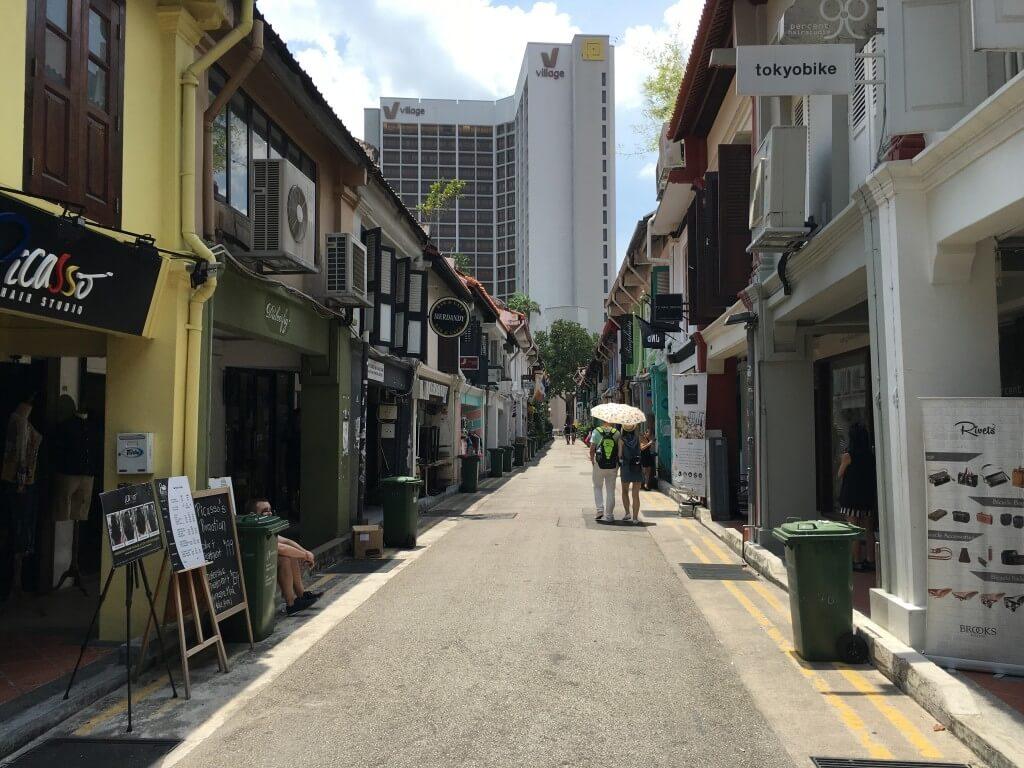 Самостоятельная поездка в Сингапур: интересные места и встреча с голливудскими звёздами_19
