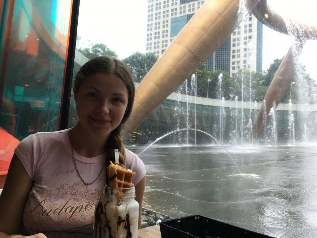 Самостоятельная поездка в Сингапур: интересные места и встреча с голливудскими звёздами_118