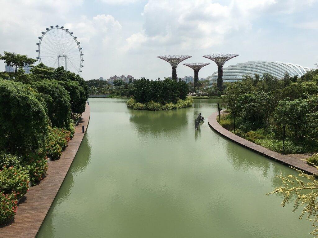 Самостоятельная поездка в Сингапур: интересные места и встреча с голливудскими звёздами_154
