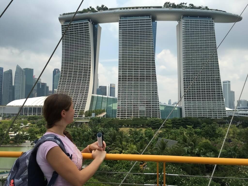 Самостоятельная поездка в Сингапур: интересные места и встреча с голливудскими звёздами_158