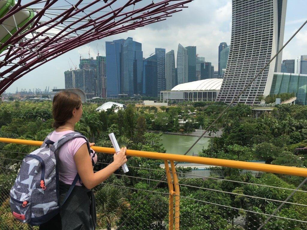 Самостоятельная поездка в Сингапур: интересные места и встреча с голливудскими звёздами_157