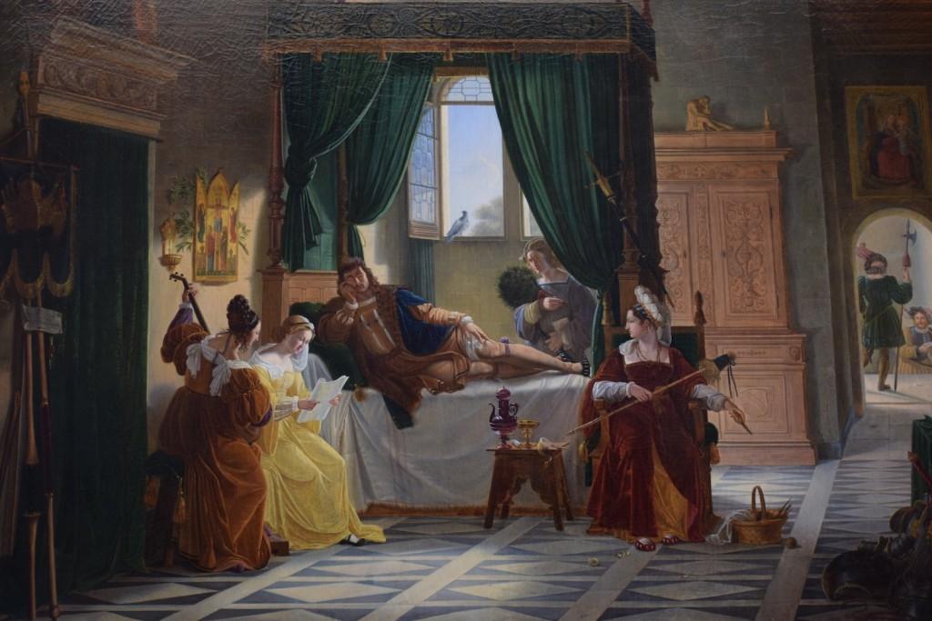 Лувр и его загадки_24
