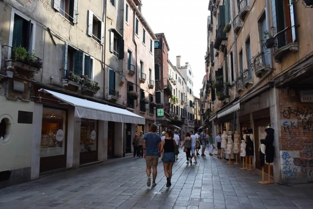 Венеция. Где снять не дорогое жильё, вкусно поесть и что посмотреть_17
