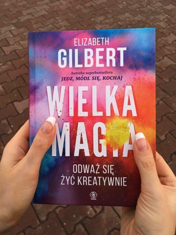 """Про страх видимости, волшебный пендель и кражу идей. Рецензия на книгу Elizabeth Gilbert """"Big Magic""""_01"""