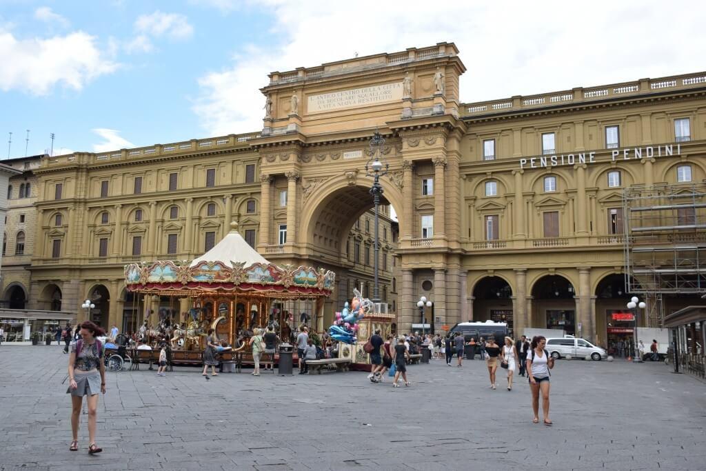 Италия. Флоренция: недорогое жильё, где купить еду, что посмотреть?_39