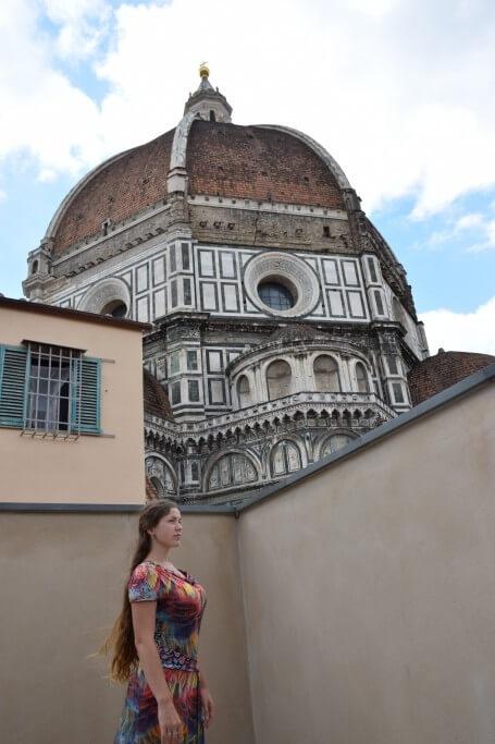 Италия. Флоренция: недорогое жильё, где купить еду, что посмотреть?_19