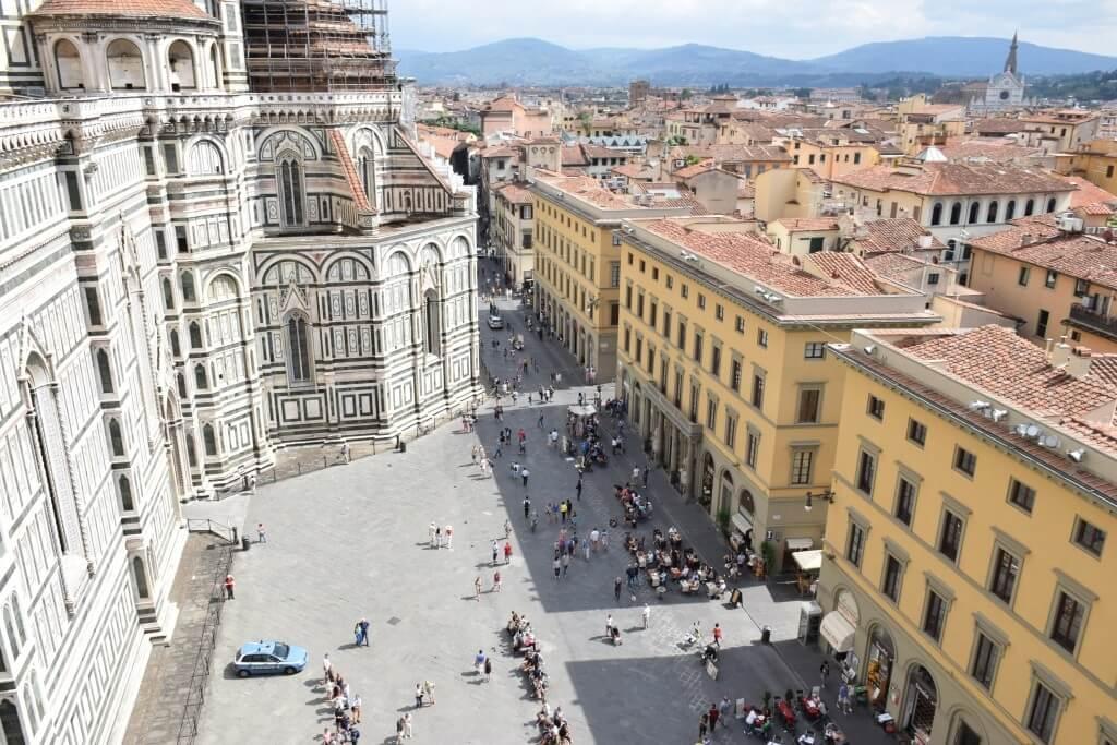 Италия. Флоренция: недорогое жильё, где купить еду, что посмотреть?_08