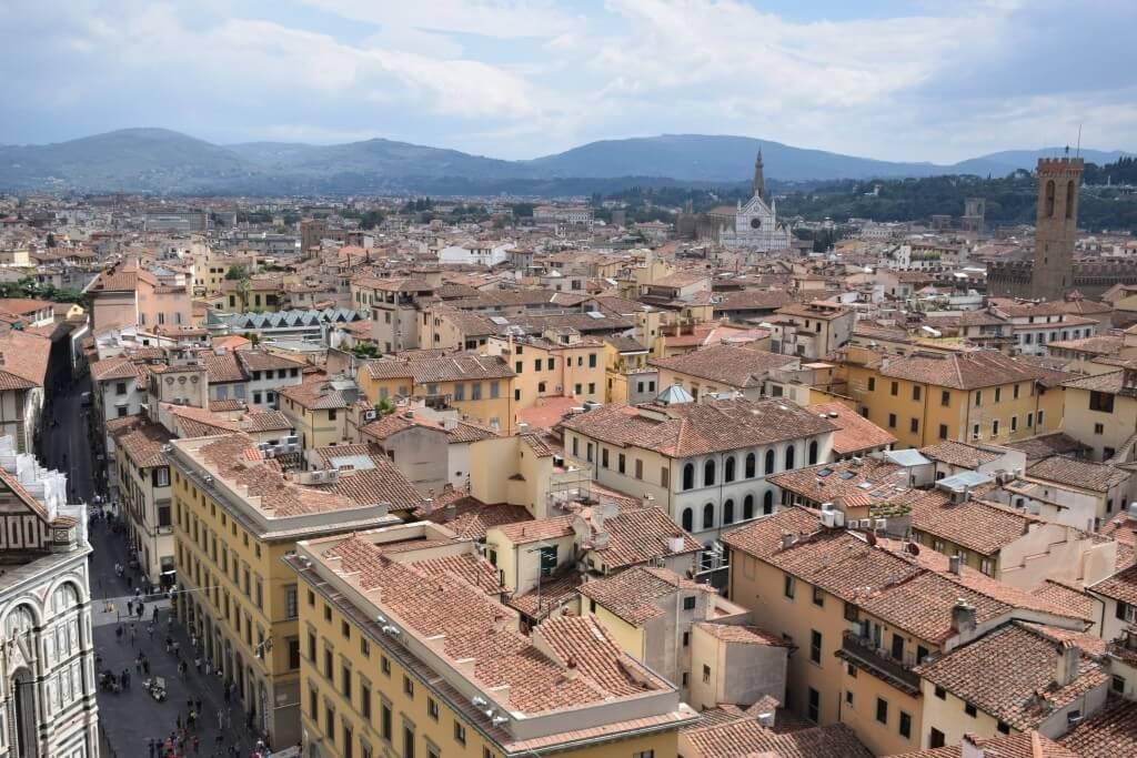 Италия. Флоренция: недорогое жильё, где купить еду, что посмотреть?_09