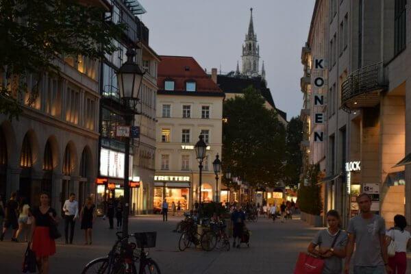 Германия. Мюнхен: интересные места, не дорогое жильё, общее впечатление
