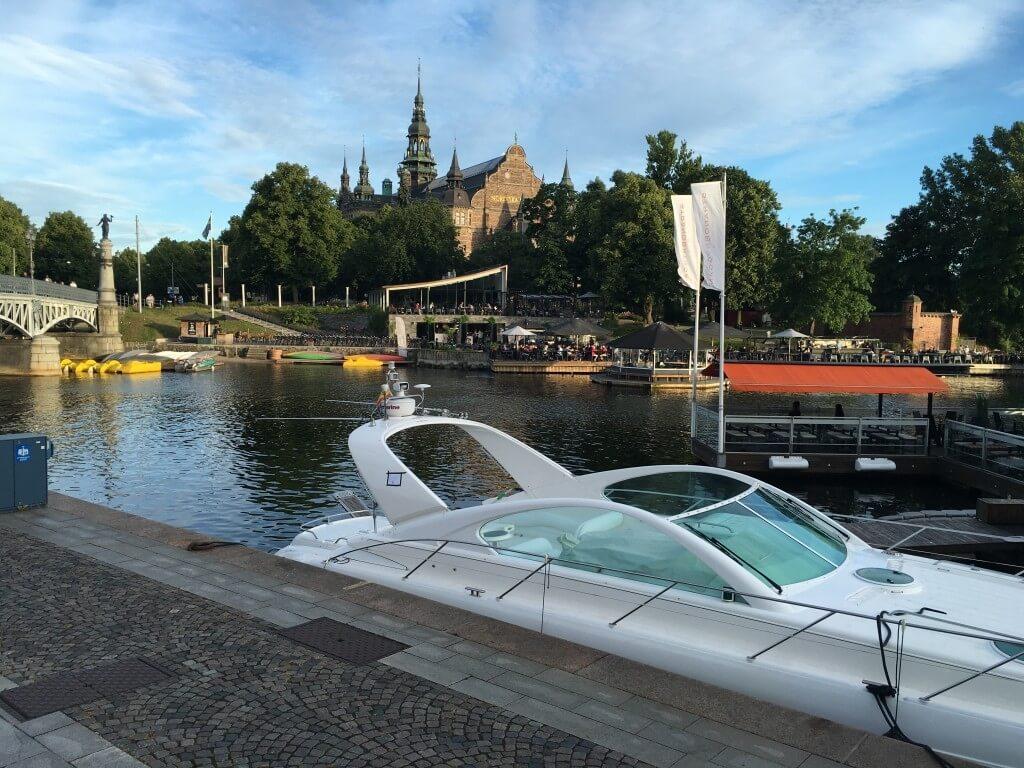 90-дневный Евротур. Стокгольм