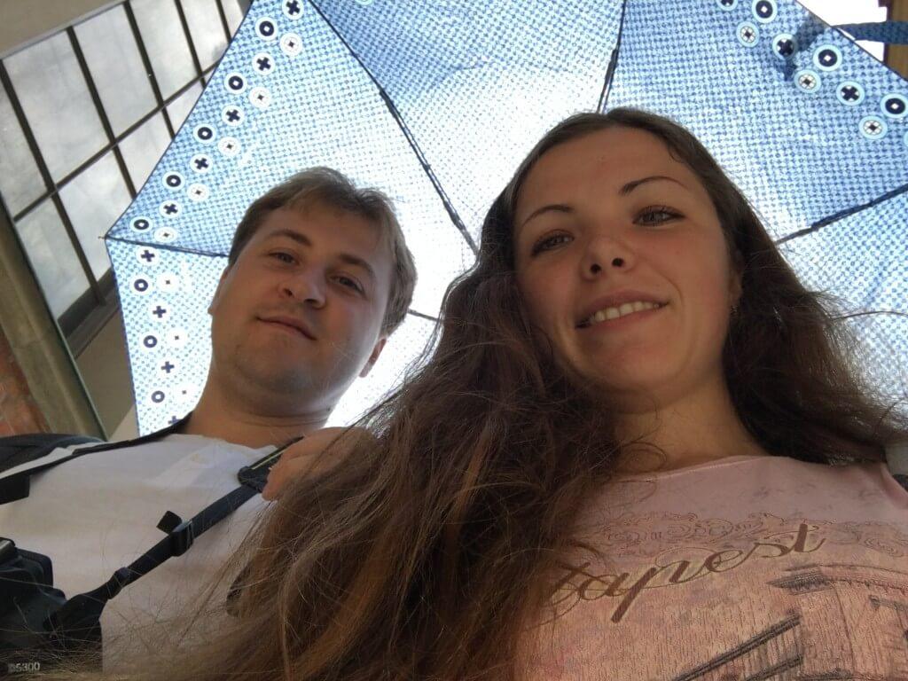 90-дневный Евротур. Стокгольм летом под дождём