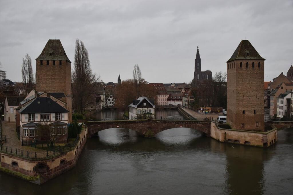 Прогулка по столице Рождества - Страсбургу. Что привезти из Страсбурга_04
