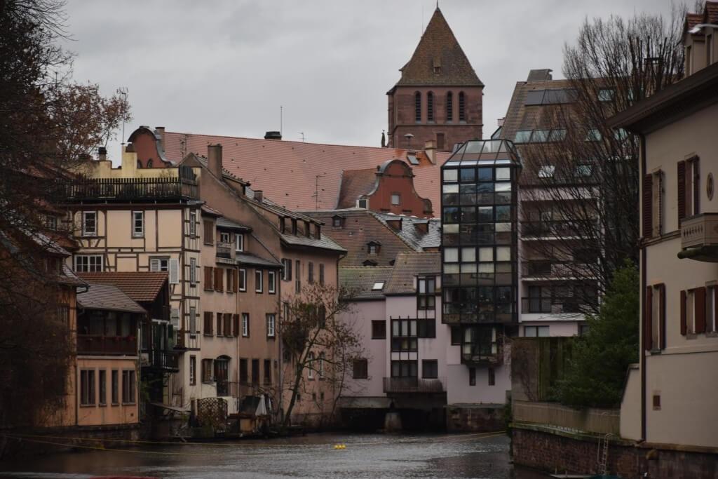 Прогулка по столице Рождества - Страсбургу. Что привезти из Страсбурга_09