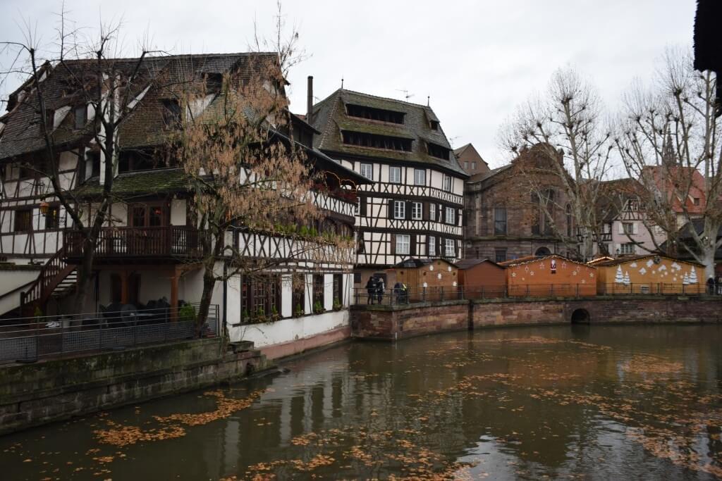 Прогулка по столице Рождества - Страсбургу. Что привезти из Страсбурга_12