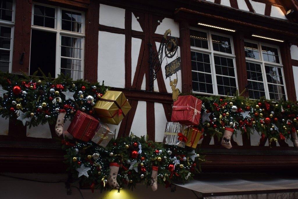 Прогулка по столице Рождества - Страсбургу. Что привезти из Страсбурга_13