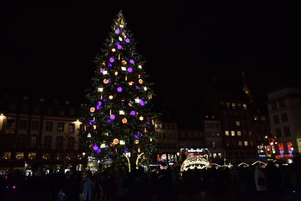 Прогулка по столице Рождества - Страсбургу. Что привезти из Страсбурга_39