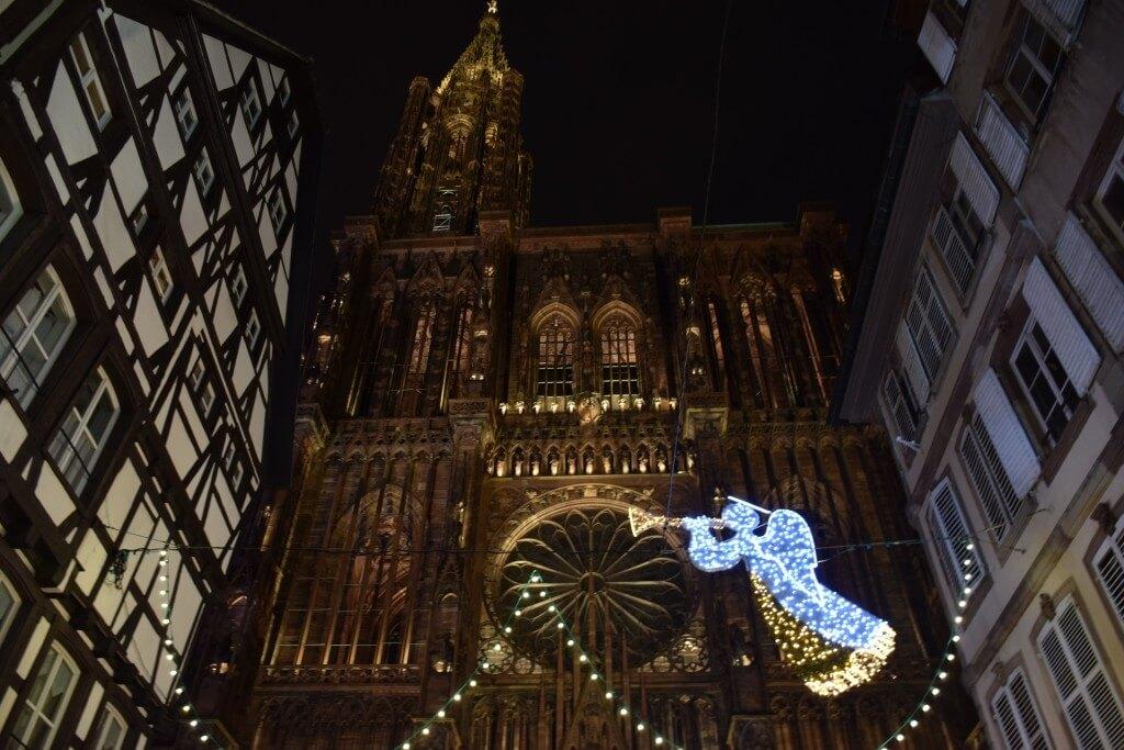 Прогулка по столице Рождества - Страсбургу. Что привезти из Страсбурга_19