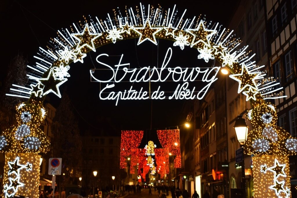 Прогулка по столице Рождества - Страсбургу. Что привезти из Страсбурга_52
