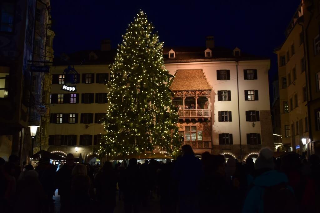 Рождественский Инсбрук и жемчужина Альп - Норкетте_08