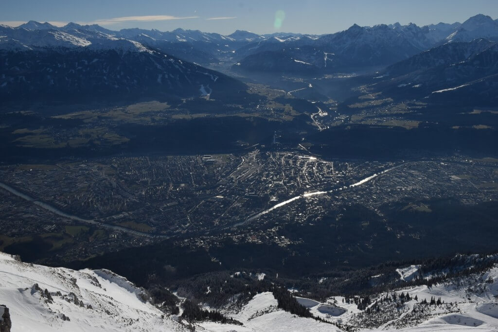 Рождественский Инсбрук и жемчужина Альп - Норкетте_16