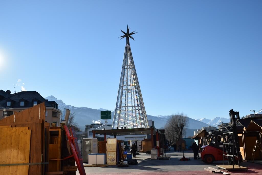 Рождественский Инсбрук и жемчужина Альп - Норкетте_23