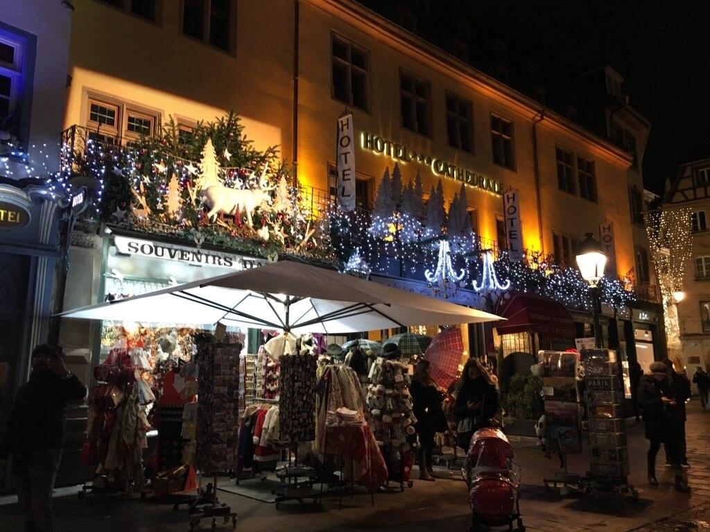 Прогулка по столице Рождества - Страсбургу. Что привезти из Страсбурга_28