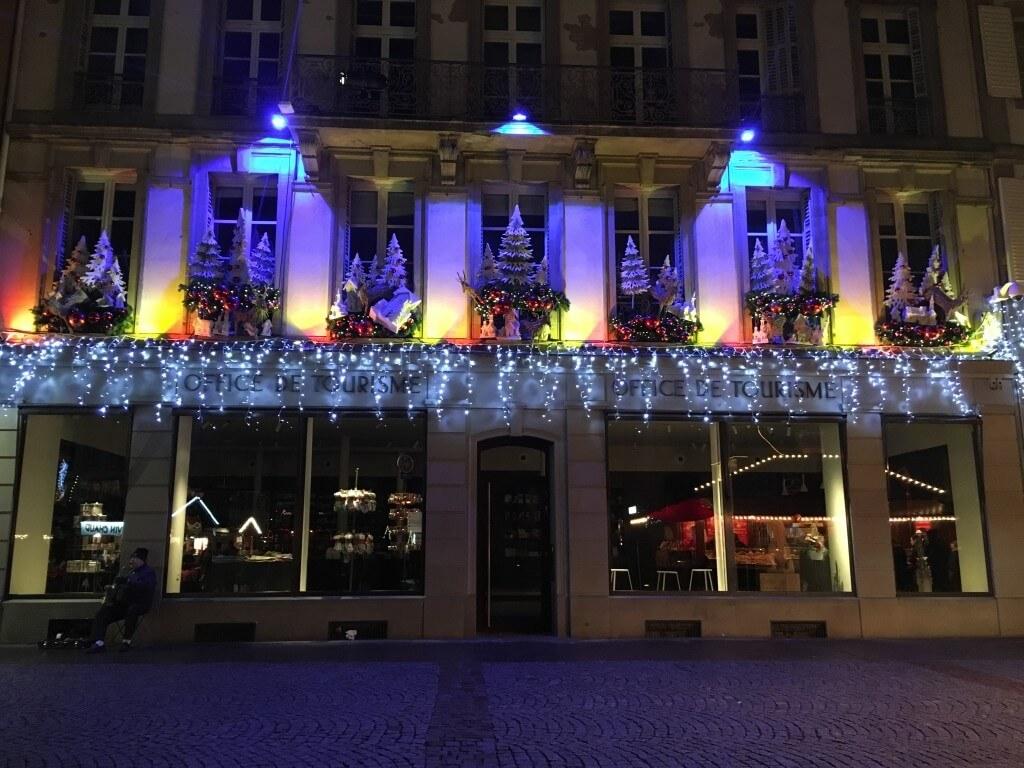 Прогулка по столице Рождества - Страсбургу. Что привезти из Страсбурга_27