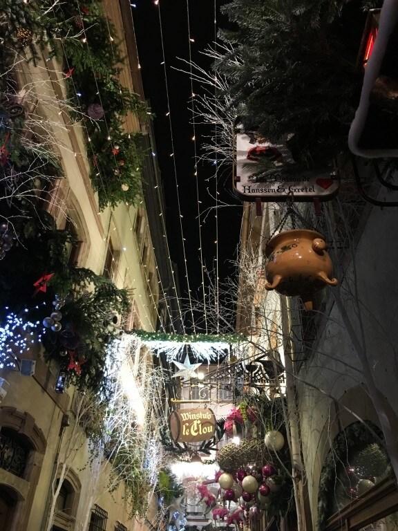 Прогулка по столице Рождества - Страсбургу. Что привезти из Страсбурга_48
