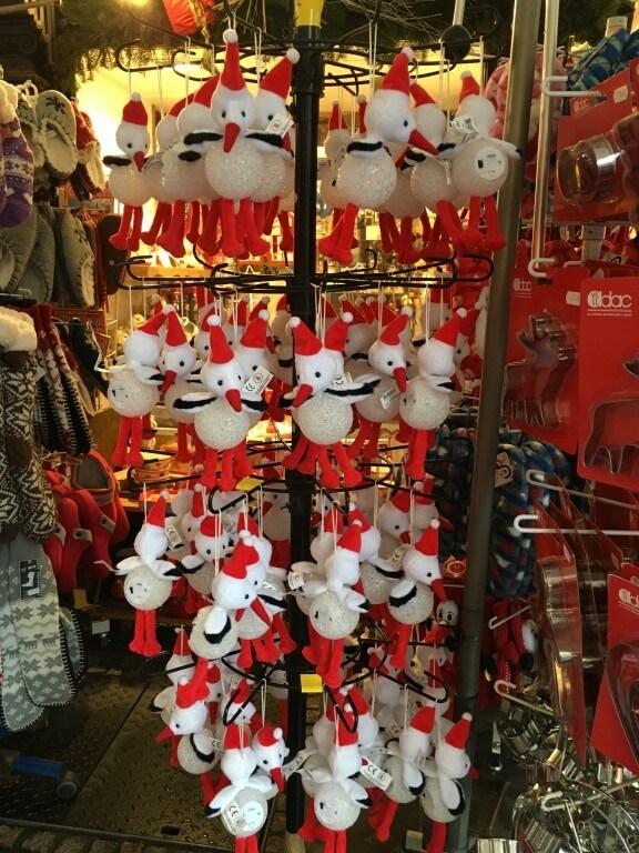 Прогулка по столице Рождества - Страсбургу. Что привезти из Страсбурга_61