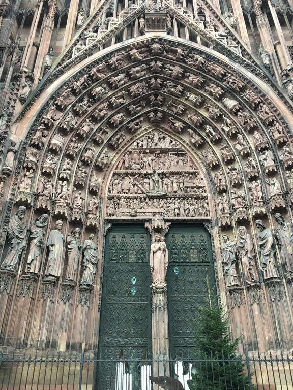 Прогулка по столице Рождества - Страсбургу. Что привезти из Страсбурга_18