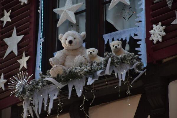 Рождественская прогулка по Эльзасу: Кольмар, Риквир, Рибовилле, Эгисхайм, Кайзерсберг, Оберне, Мюлуз